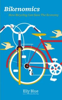 Bikes may be simple machines, but don't let that fool you: the growth in bicycling is an economic powerhouse. Author Elly Blue crunched the numbers and put them together in her new book Bikenomics. She found that bikes contribute more to our economy (and our health, environment, and well being) than she ever expected. http://www.earthshare.org/2014/03/bikenomics.html book worth, environment book, new books