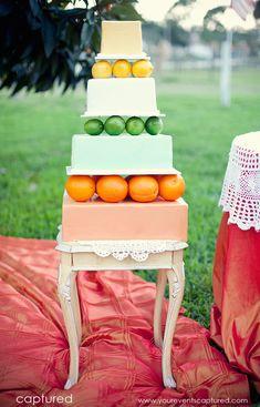 orange lime cake