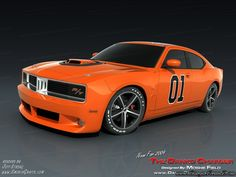 The new General Lee. How could you not love this.