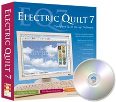 EQ7: Quiltmaker and The Electric Quilt Company are giving away a copy of EQ7 quilt design software! Please check it out: http://www.quiltmaker.com/blogs/quiltypleasures/2013/04/a-big-splash-electric-quilt-giveaway/