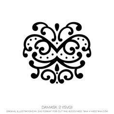 Damask 2 {SVG}