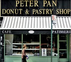 Peter Pan Donuts!