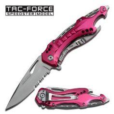 Badass Pink Knife