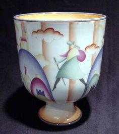 Il Pellegrino Vase by Gio Ponti