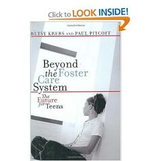 Beyond The Foster Care System: The Future for Teens [
