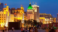 Fairmont Peace Hotel-Shanghai, China
