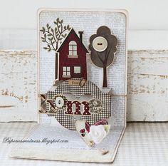 card idea, inspiration, die cutting, art cards, paperi sweet, border idea, sizzix popn, blahopřánícard no1, cut inspir