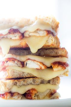Buffalo Wing Melt vi