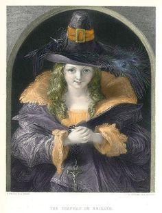 Witch-Le Chapeau de Brigand - 1883/color