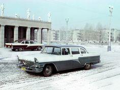 "1959–81 ГАЗ 13 ""Чайка"""