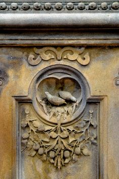 detail, architectur, pari, buildings, bird nests, door, beauti stonework, wood carvings, birds