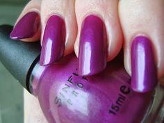 Sinful Colors - Fig / PrettyGirlScience