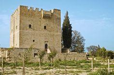Apollo's Temple, Kolossi Castle & Wine Museum #Limassol #Cyprus apollo templ, wine museum, museum limassol, kolossi castl