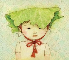 Chamomile and Peppermint Blog - A Darling Collection of Vintage and Japanese Children's Illustrations
