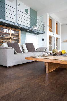 Cork Floor Living Room by Real Cork Floors. Living Room?