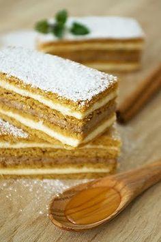 Medena pita / Honey Cake