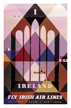#Vintage #Travel #Poster #Illustration #Design