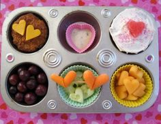 10 Creative healthy ways to feed your kids from babycenter.com