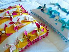 Pin Wheel Pillows