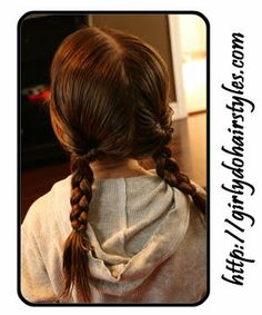 Quick Cute Braids