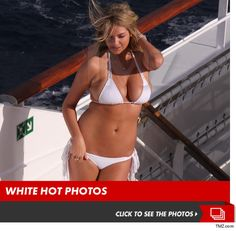 Kate Upton Strips for Antarctic Photo Shoot -- 35 Degrees BELOW ZERO