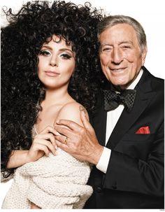 Lady Gaga and Tony B