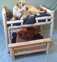 dogs, doggie beds, bunk beds, tiny houses, pet, dog beds, puppi, doggi bunk, puppy houses and beds