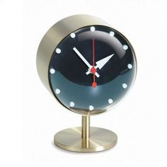 Vitra Design Museum Night Clock / designed by George Nelson