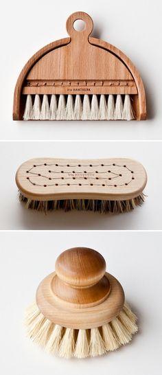 made by visually impaired craftspeople for Iris Hantverk