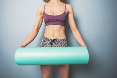 To ease tight muscles, physical therapists recommend finding your body's imbalances.