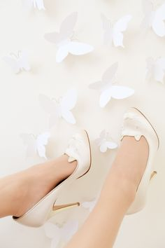 Charlotte Olympia Kitty Heels - just need the flats with these please.