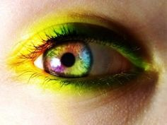Having Fun With Colored Contact Lenses