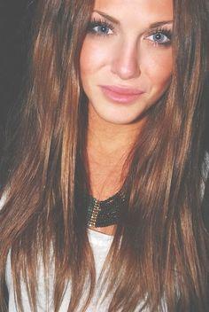 so pretty. hair