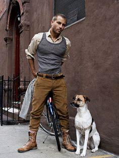 men styles, boot, julian escott, winter looks, men fashion