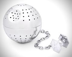 Death Star tea infuser. I NEED THIS.