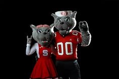 Mr. and Ms. Wuf - NC State
