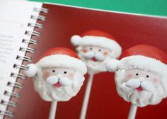 Looking forward to this new cake pop book! Cake Pops Holidays by @Erin Phillips