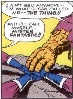 Comics are good :-)
