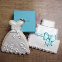 DIY fancy wedding cookies !!