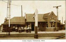 Vicksburg Historical Society - Depot Museum, Vicksburg