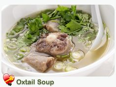 Oxtail Soup Local Style Recipe  Try this simple and tasty island favorite. To spice it up add some chili pepper flakes or a few drops of s...
