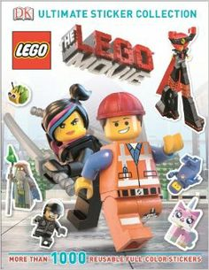 Ultimate Sticker Collection: The LEGO Movie (ULTIMATE STICKER COLLECTIONS): DK Publishing: 9781465417015: Amazon.com: Books