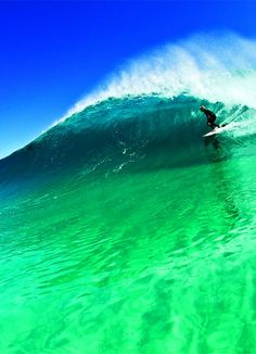 Beautiful wave!