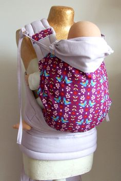 baby hawk carrier instructions