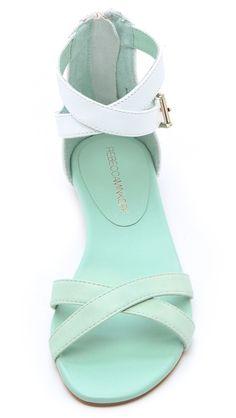 Sandals ( Rebecca Minkoff)