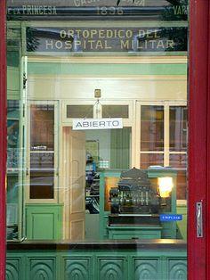 Madrid. Ortopedia de la Princesa. Fuencarral