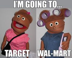 Im going to Target!