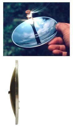 Solar Fire Starter Solar Lighter  Survival Tool - Sundance Solar