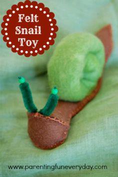 toy snail