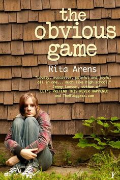 The Obvious Game by Rita Arens | Publisher: Inkspell Publishing | Publication Date: February 7, 2013 | #YA Contemporary
